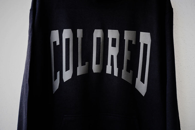 The Reclamation Varsity Font Hoodie