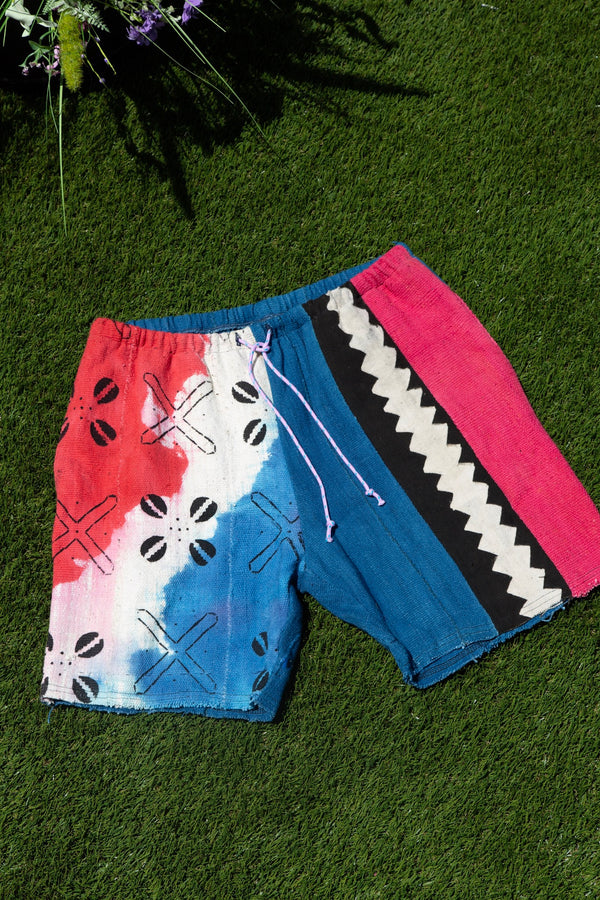 Mix Match Heritage shorts 2