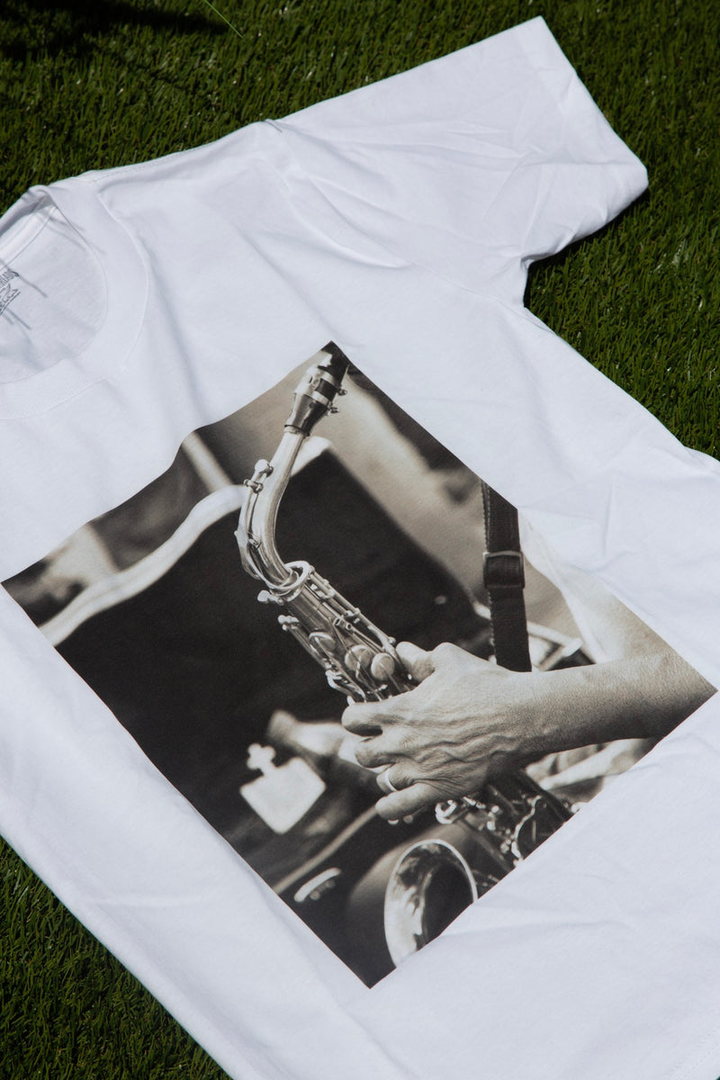 Nola Jazz Man T-shirt