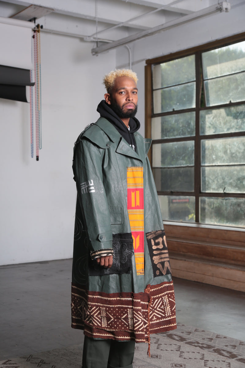 Yera Warrior Rain Coat