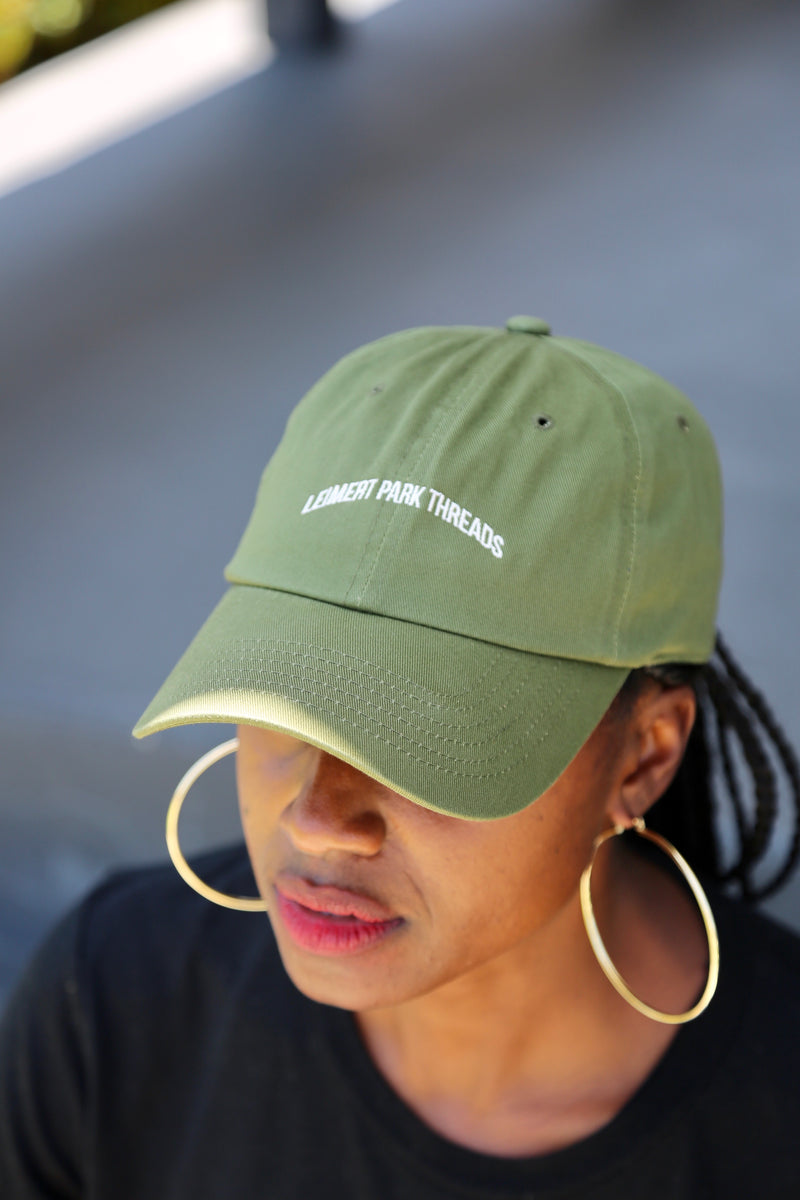 Leimert Park Threads Dad Cap