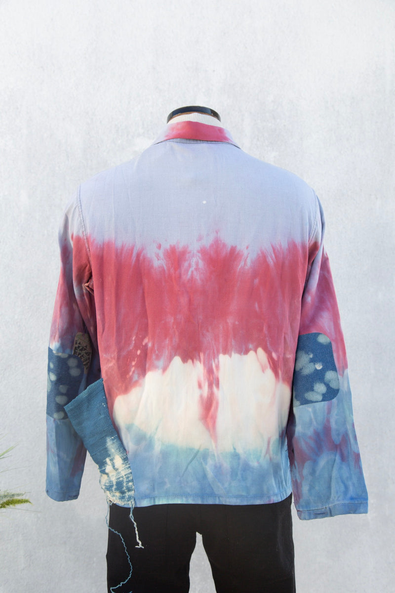 Americana Hand Dyed Work Shirt