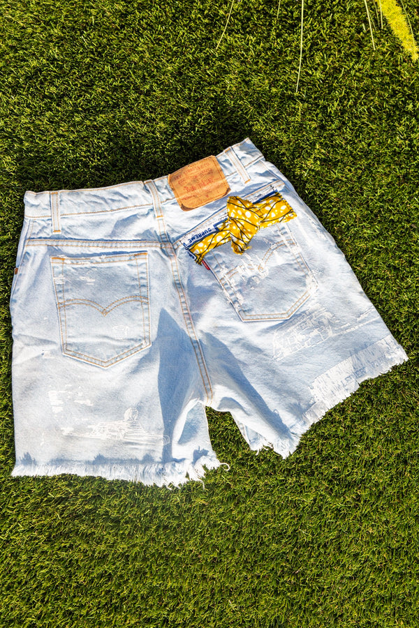 Dream Cutoff Shorts