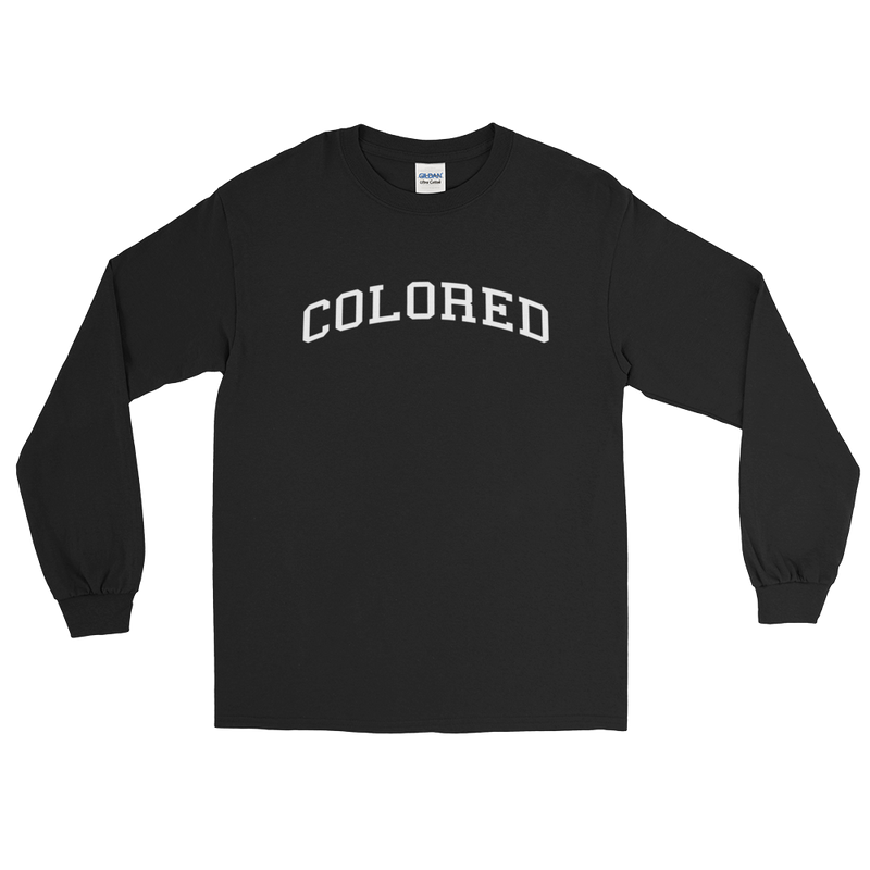 The Reclamation Long Sleeve logo t-shirt