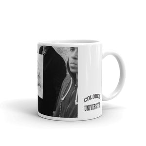 COLORED UNIV. MLK Mug