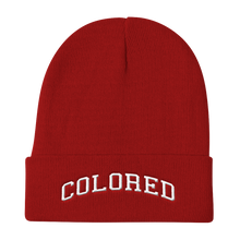 The Reclamation Knit Beanie