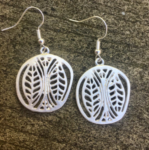 Sacred Leaves Earrings