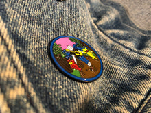 Jerry Garcia and Bears Pin