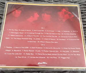 The Beatles The Acoustic Submarine double CD