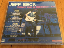 Jeff Beck Summer Tour in Connecticut 2014 2 Disc CD