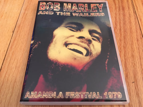 Bob Marley and the Wailers Amandla Festival 1979