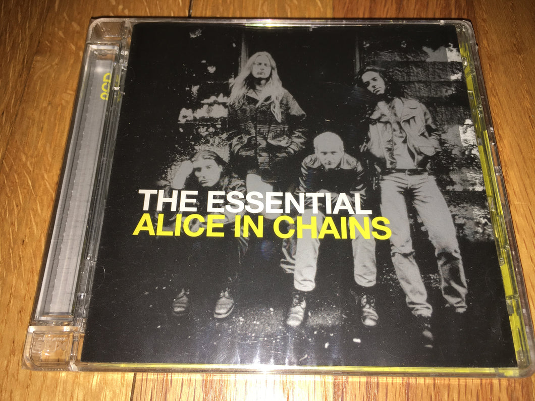 Alice in Chains The Essential