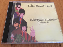 The Beatles Anthology 5.1 Remixes Vol 3