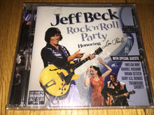 Jeff Beck Rock 'n' Roll Party