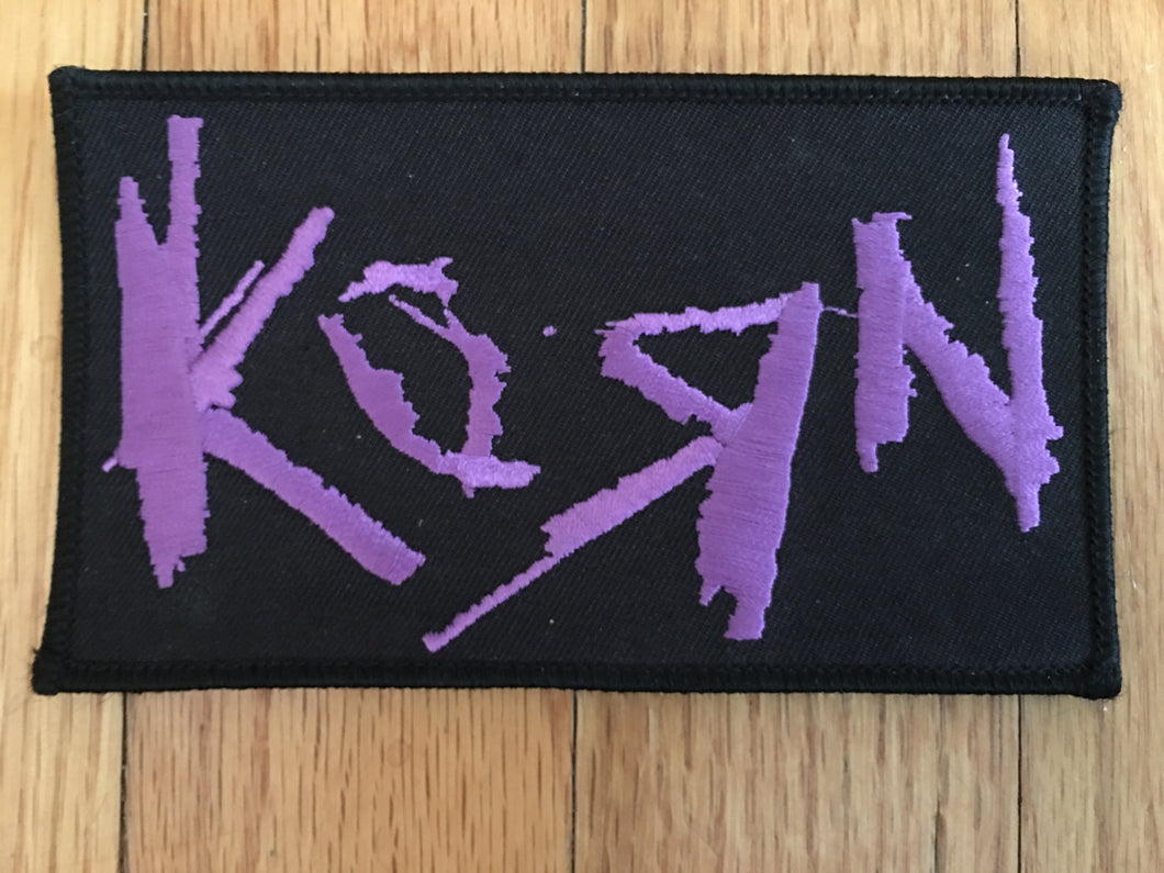 Large Korn Patch