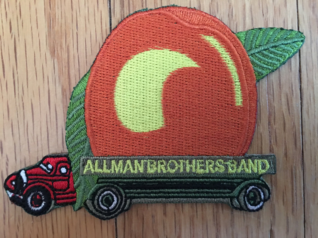 Allman Brothers Band Peach Patch