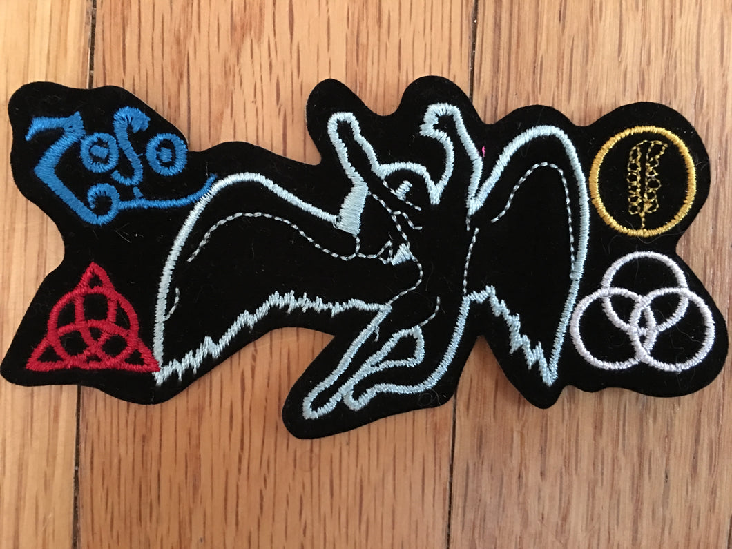 Led Zeppelin Wings Patch