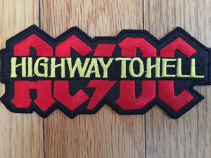 ACDC Highway to Hell Patch