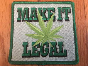 Make It Legal Patch