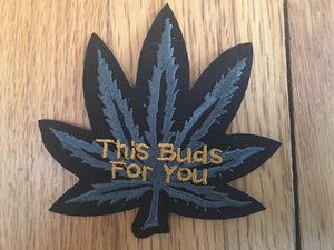 This Buds For You Patch