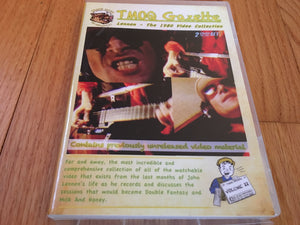 John Lennon 1980 Video Collection 2 Disc DVD