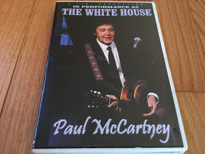 Paul McCartney White House Performance DVD