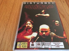 Disturbed Live in Chicago 2003