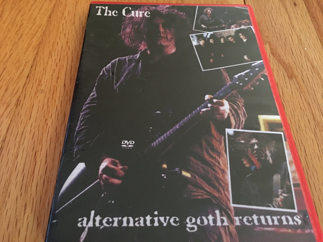 The Cure Alternative Goth Returns