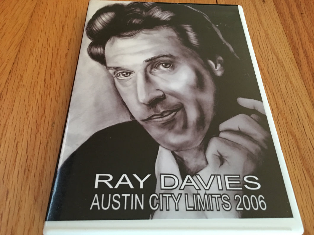 Ray Davies Austin City Limits 2006