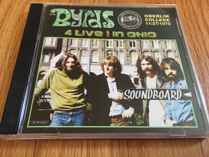 The Byrds 4 Live in Ohio