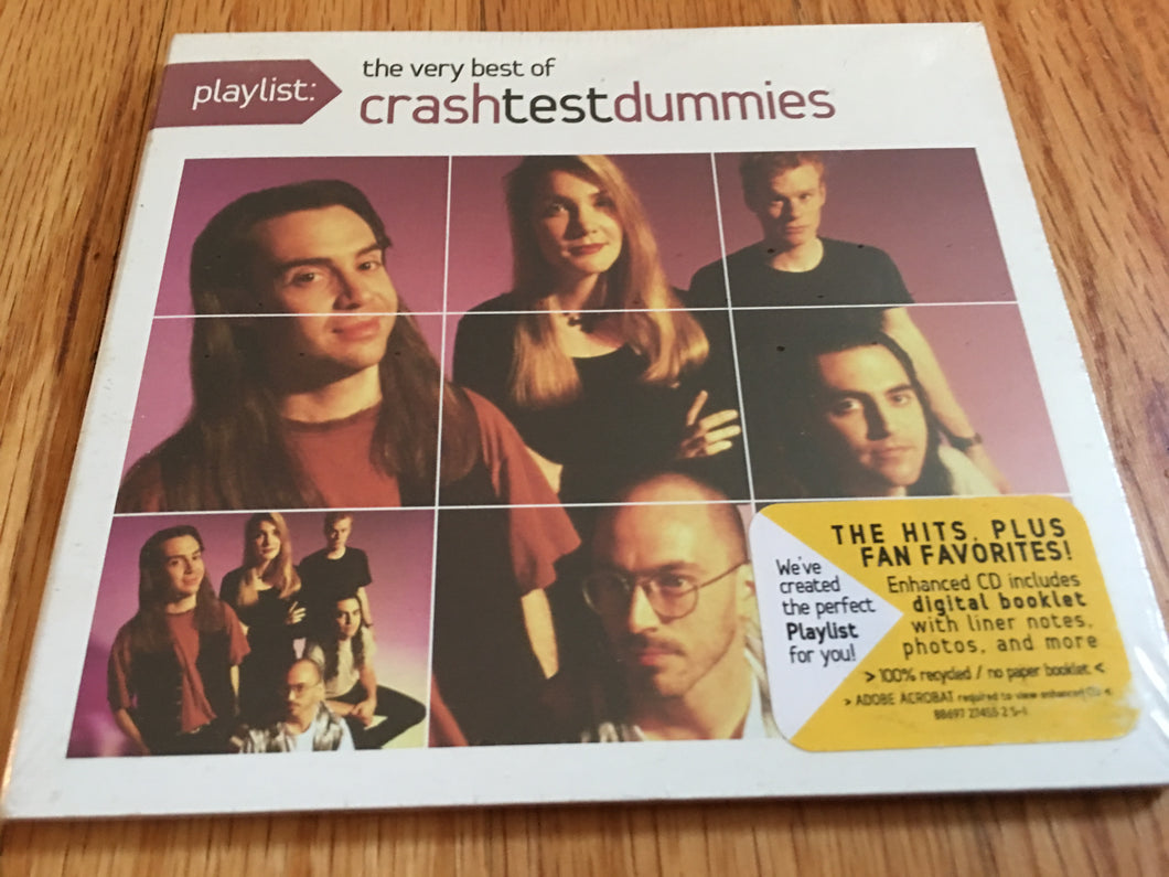 Crash Test Dummies Best of