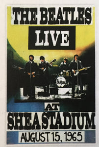 The Beatles Live at Shea Stadium Print