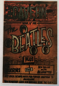 The Beatles Cavern Concert Print