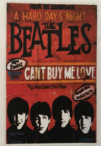 The Beatles Can't Buy Me Love Print