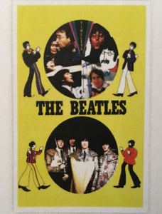 The Beatles Yellow Submarine Print