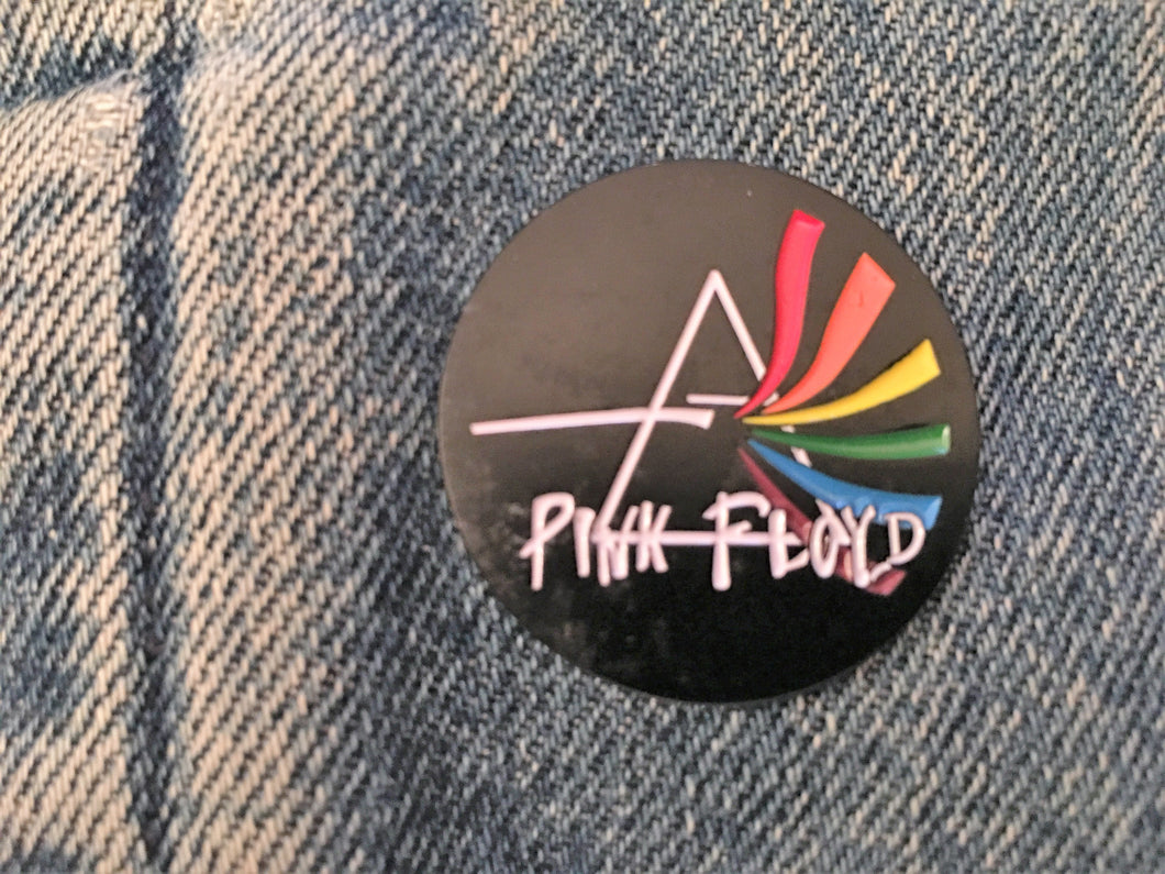 Pink Floyd New Dark Side Pin