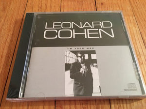 Leonard Cohen I'm Your Man