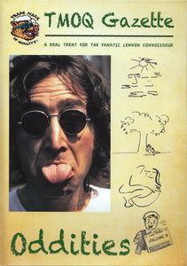 John Lennon TMOQ Oddities 2 CD Set