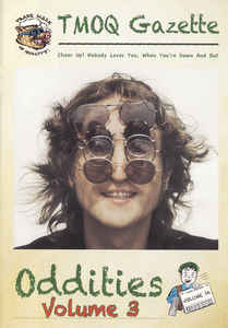 John Lennon TMOQ Oddities Vol 3 2 CD Set