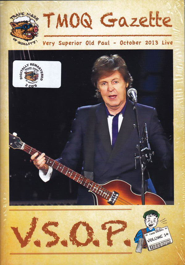 Paul McCartney TMOQ V.S.O.P. 2 CD Set