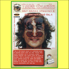 John Lennon TMOQ Holy Grails, Upgrades, and Reconstructions Vol 2 2 Disk DVD
