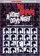 A Hard Day's Night 50th Anniversary CD and 2DVD Set
