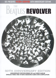 Revolver 50th Anniversary CD and 2DVD Set