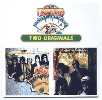 The Traveling Wilburys Two Originals CD