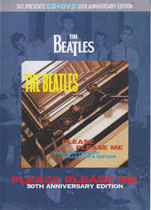 Please Please Me 50th Anniversary CD and DVD Set