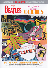 A Collection of Beatles Oldies CD and 2DVD Set