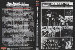 The Beatles Too Much Monkey Business DVD