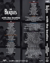 With the Beatles 50th Anniversary CD and DVD Set