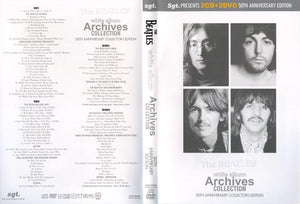 White Album Archives 50th Anniversary 2CD and 2DVD Set