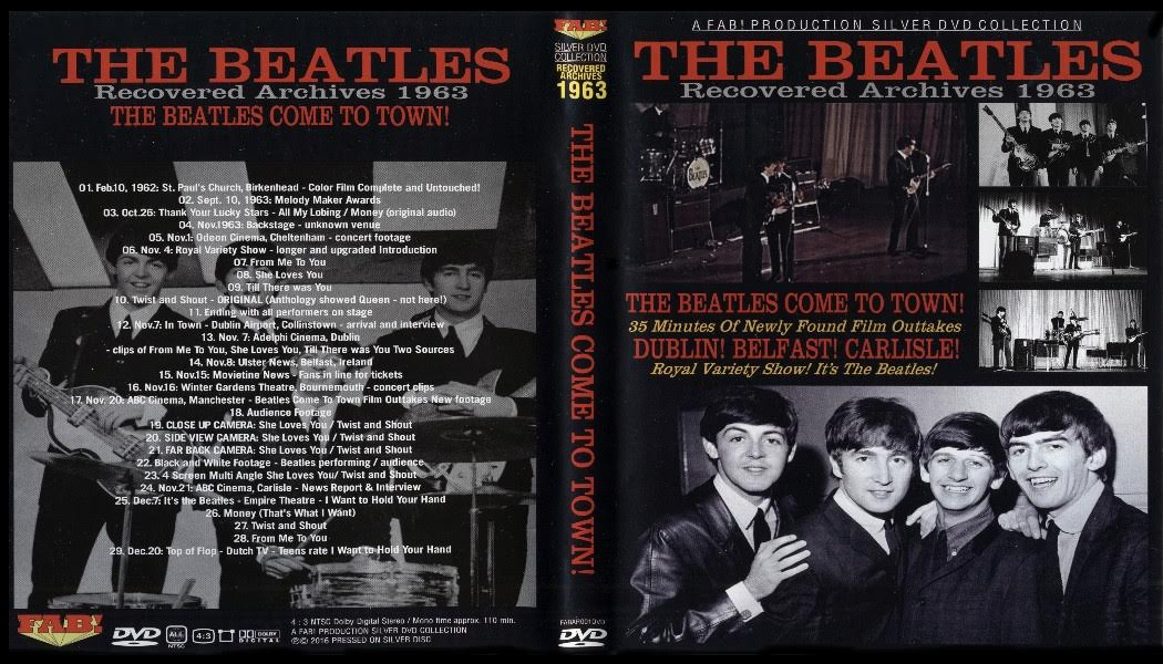 The Beatles Come to Town DVD